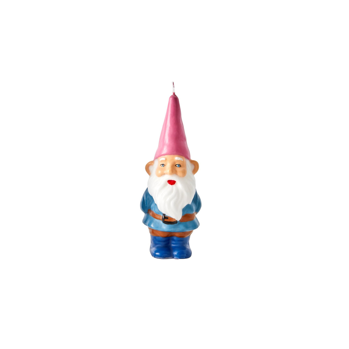 Gnome Candle - Pink