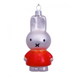 Orange Miffy Tree Ornament