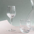 White Wine Bubble Glass - Set of 2