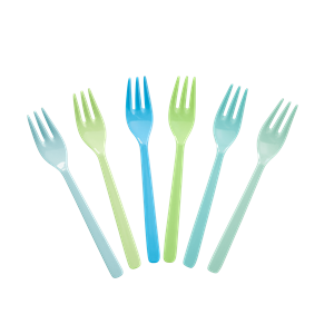 Melamine Forks Set Of 6
