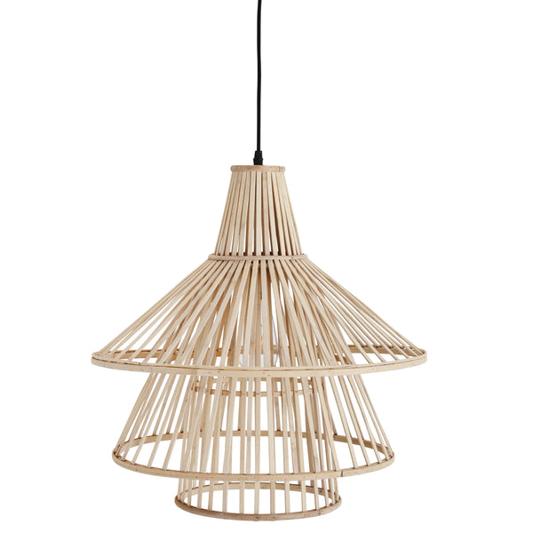 Bamboo Tier Ceiling Light