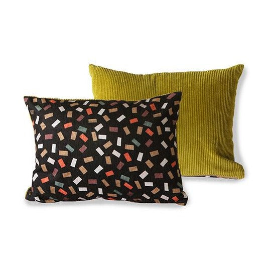 Doris Printed Flakes Cushion