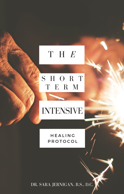 Short Term Intensive Healing Protocol E-Book