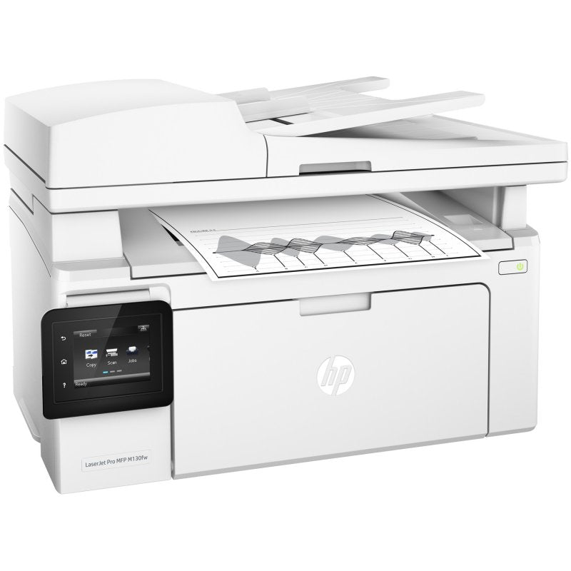 Multifunction Printer HP LaserJet Pro MFP M130fw WIFI FAX 256 MB
