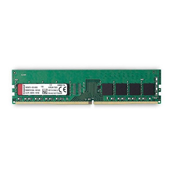 RAM Memory Kingston 8GB DDR4 2400MHz Module KVR24N17S8/8 8 GB DDR4 2400 MHz