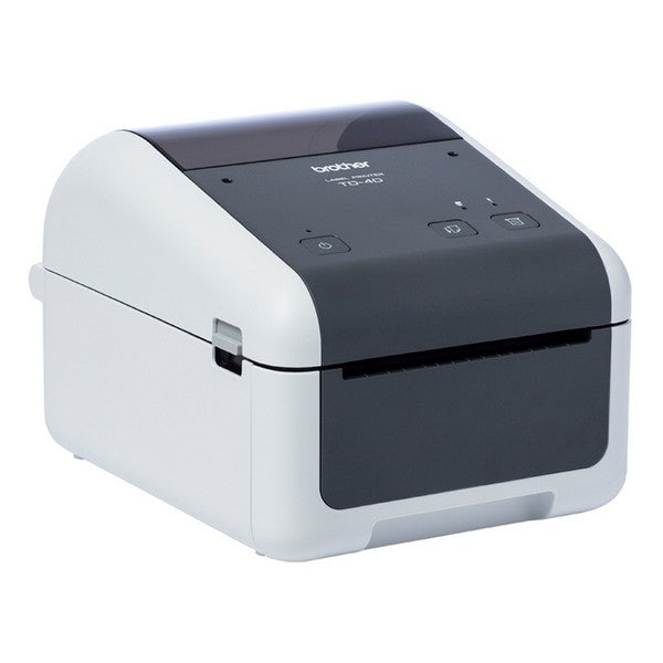 Thermal Printer Brother TD4410D 203 dpi USB 2.0 Grey White