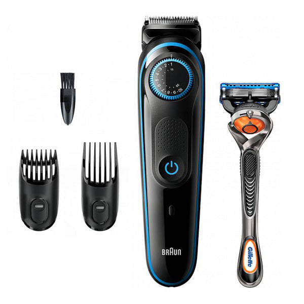 Cordless Hair Clippers Braun BT5240 0,5 mm Black