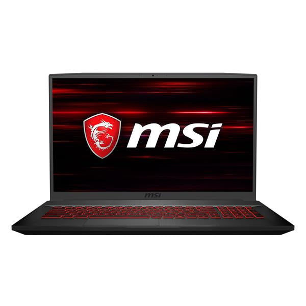 "Gaming portable computer MSI GF63-042XES 15,6"" i7-10750H 16 GB RAM 1 TB SSD Black"
