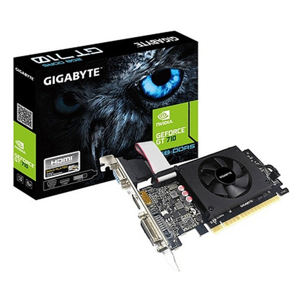 Graphics card Gigabyte GV-N710D5-2GIL 2 GB GDDR5