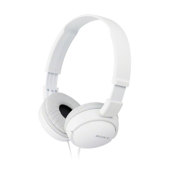 Headphones Sony MDR ZX110 White Headband