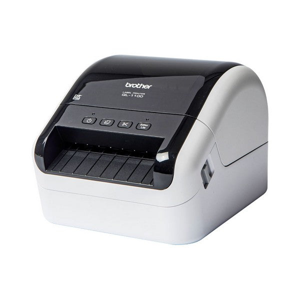 USB Label Printer Brother QL-1100 White
