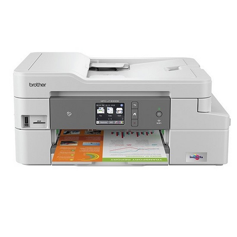 Multifunction Printer Brother MFC-J1300DW FAX WIFI