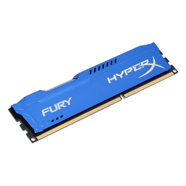 RAM Memory Hyperx Fury 4 GB DDR3 1333 Mhz Blue (Refurbished A+)