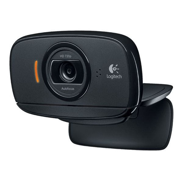 Webcam Logitech C525 HD 720p 8 Mpx PC MAC Black