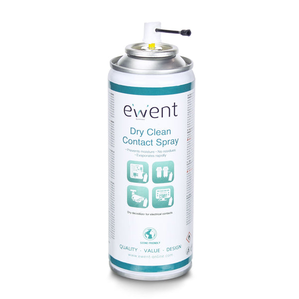 cleaner Dry Clean Ewent EW5614 200 ml