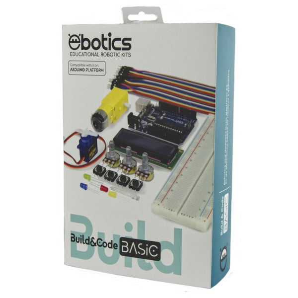 Electronic kit Build & Code Basic