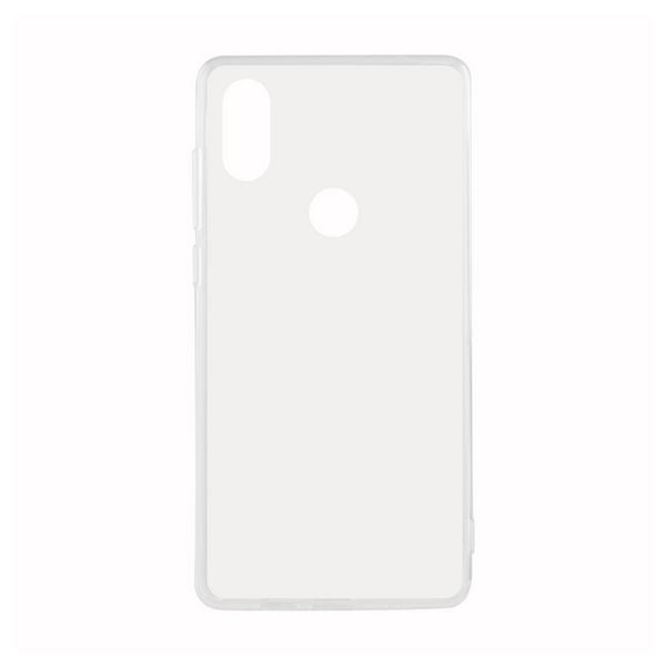 Mobile cover Xiaomi Mi A2 Flex TPU Transparent