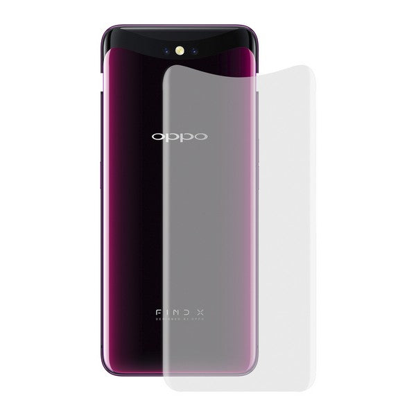 Mobile cover Oppo Find X Flex Transparent