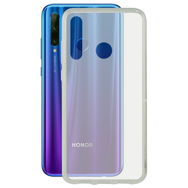 Mobile cover Honor 20 Lite Flex Transparent