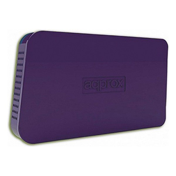 "Housing for Hard Disk approx! appHDD06P 2,5"" USB 3.0 Purple"