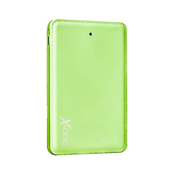 Power Bank Ref. 100755 3000 mAh Green 3-in-1