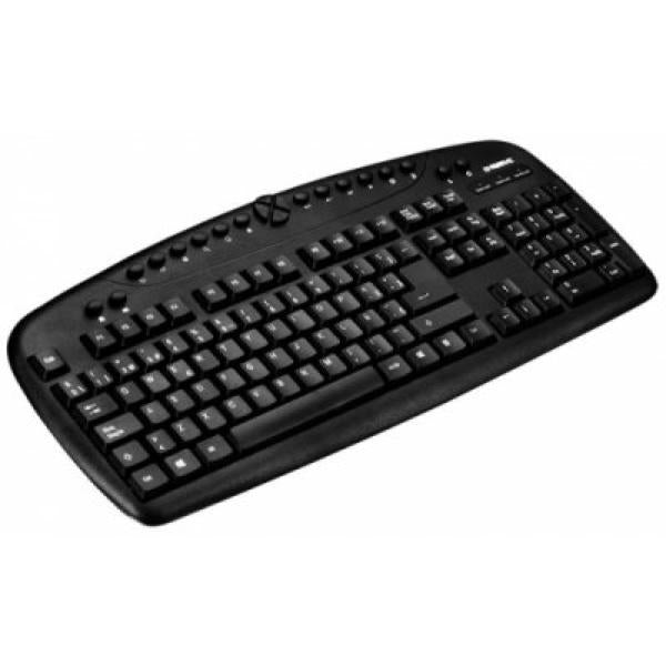 Keyboard and Mouse B-Move BM-TC01 1600 DPI Black