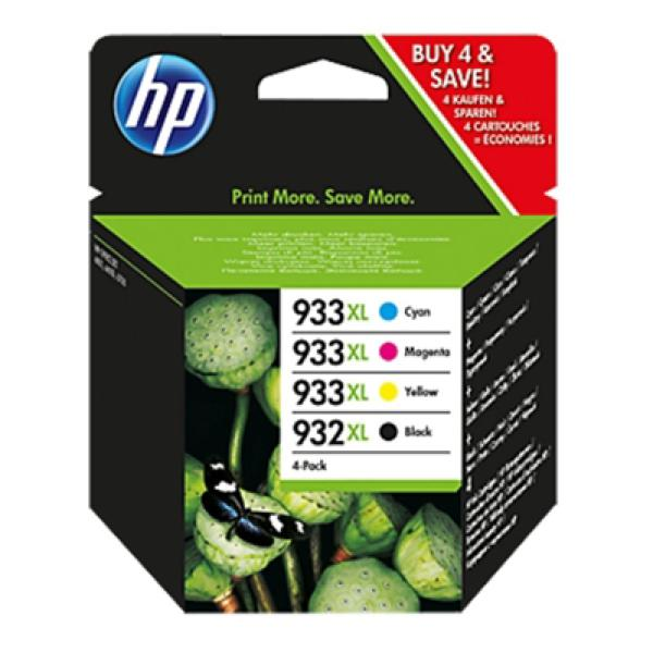 Original Ink Cartridge Hewlett Packard C2P42AE Black Yellow Cyan Magenta