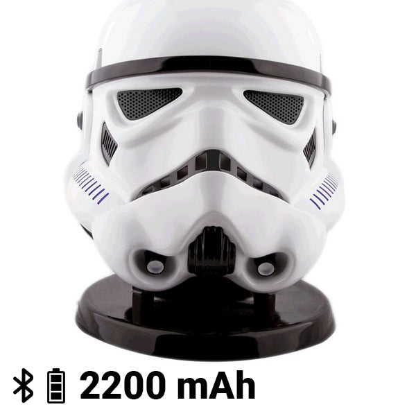 Bluetooth Speakers Star Wars Stormtrooper 1:1 White