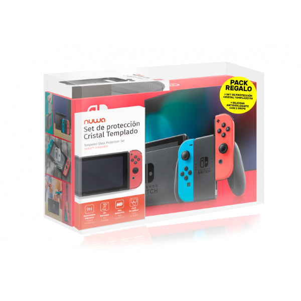 "Nintendo Switch Nintendo 6,2"" LCD 32 GB WiFi Red Blue"