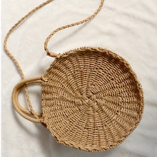 Load image into Gallery viewer, Kirin Rattan Bali Bag