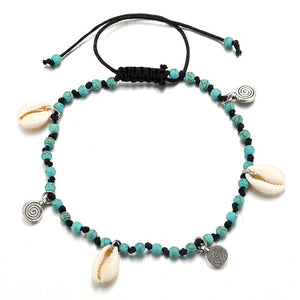 Mesi Adjustable Charm Anklet