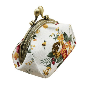 Northern Flower Retro Wallet