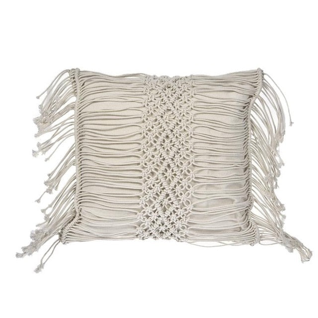 Tassel Cushion Pillow