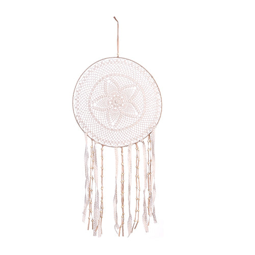 Millicent Lacey Dream Catcher Macramé