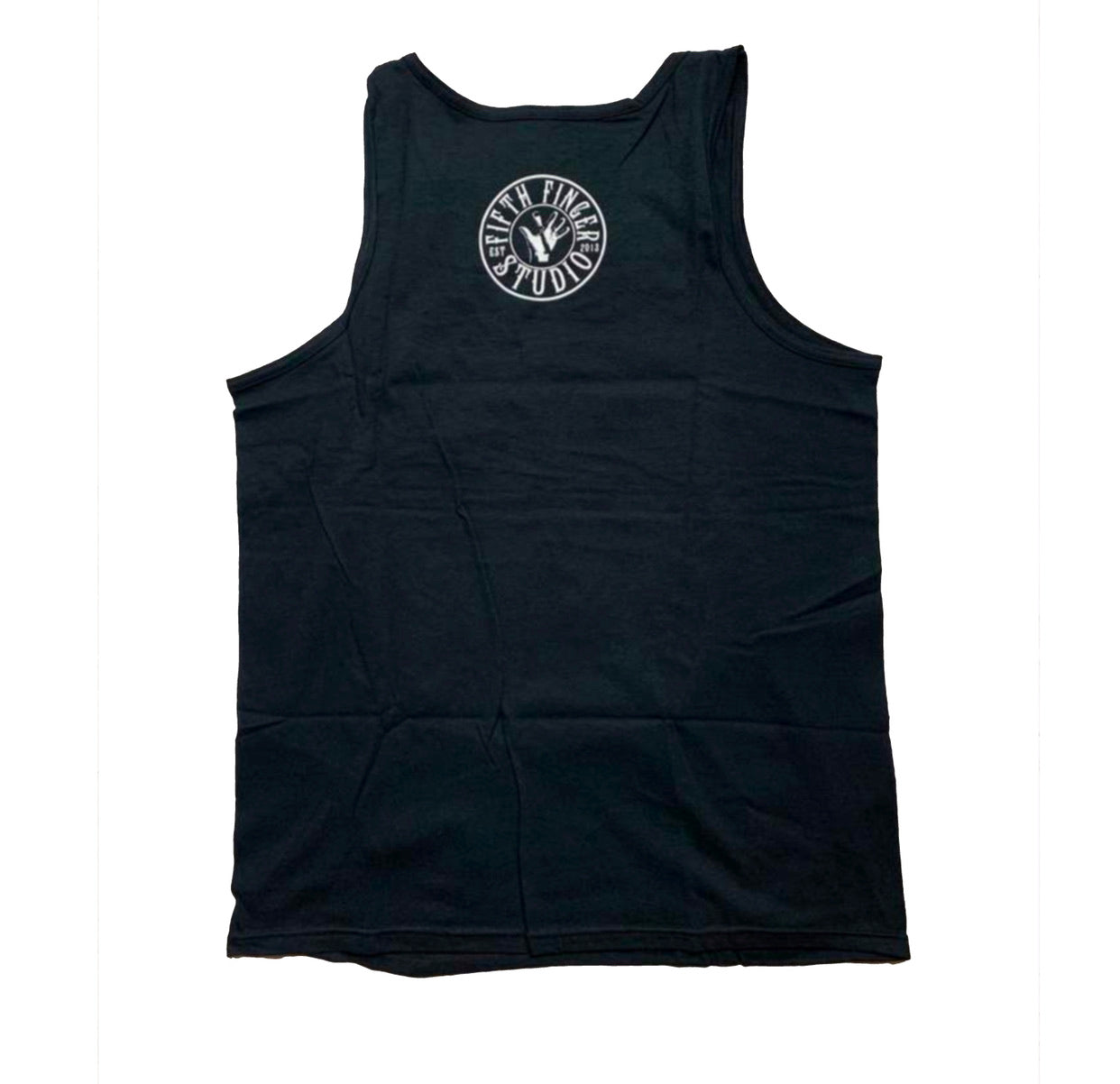Praying Hands Tank top (Black)