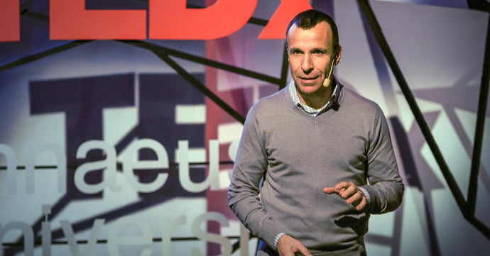 TED Talk - Guy Winch On Emotional First Aid