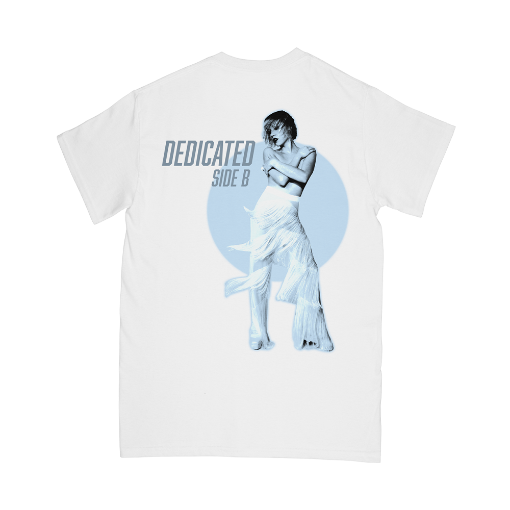 Dedicated White T-Shirt