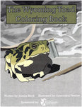 Wyoming Toad Coloring Book
