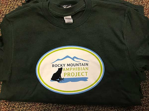 Rocky Mountain Amphibian Project Tee-Shirt
