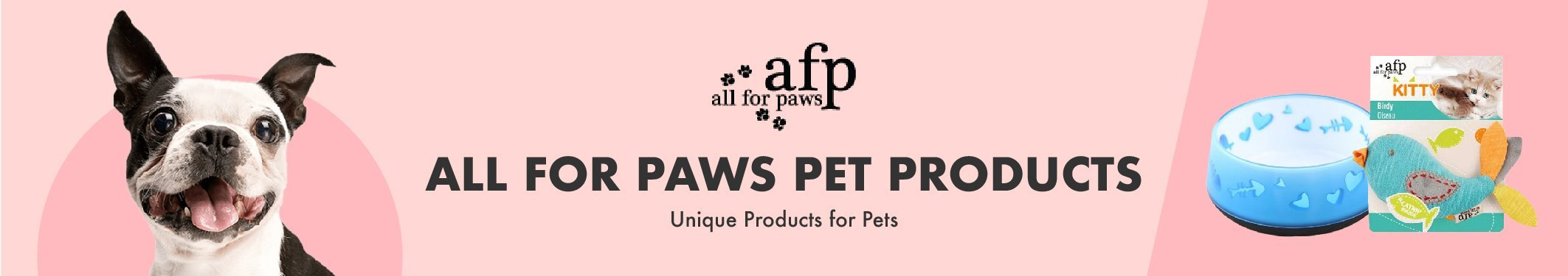 All For Paws Dogs and Puppy Products