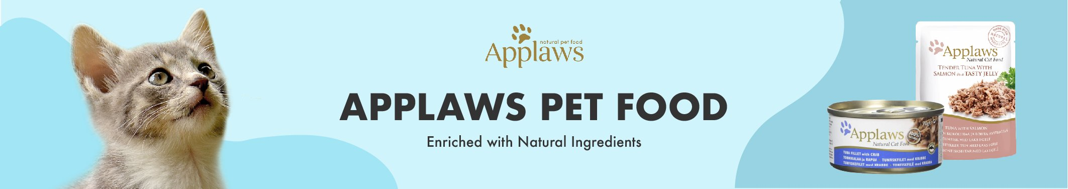 Applaws Pet Food for Cats