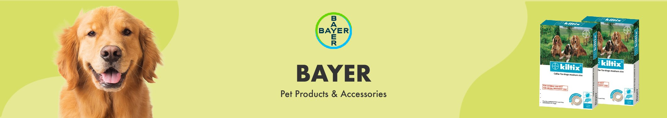 Bayer Pet Products & Accessories