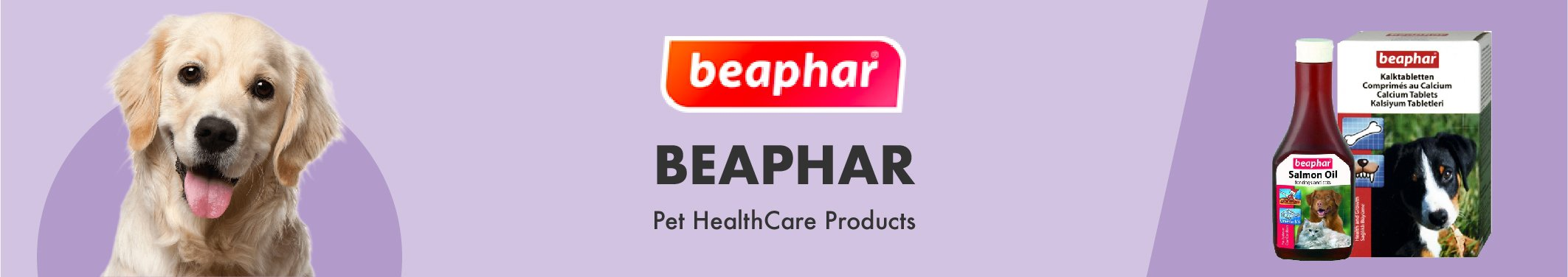Beaphar Pet HealthCare Products