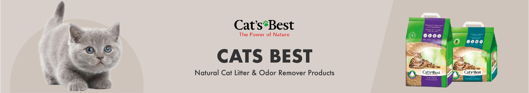 Cats Best Odor Remover Products