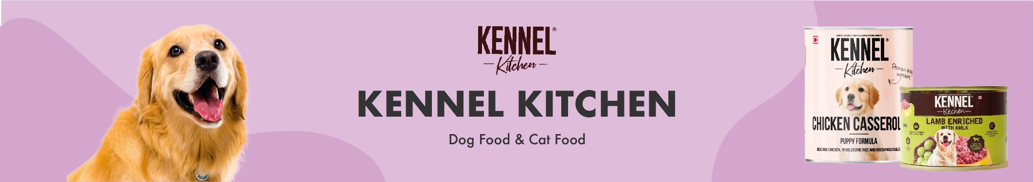 Kennel Kitchen Dog and Cat Food