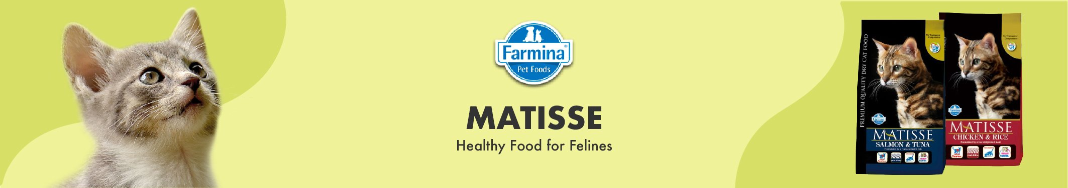 Matisse Healthy Food for Cats