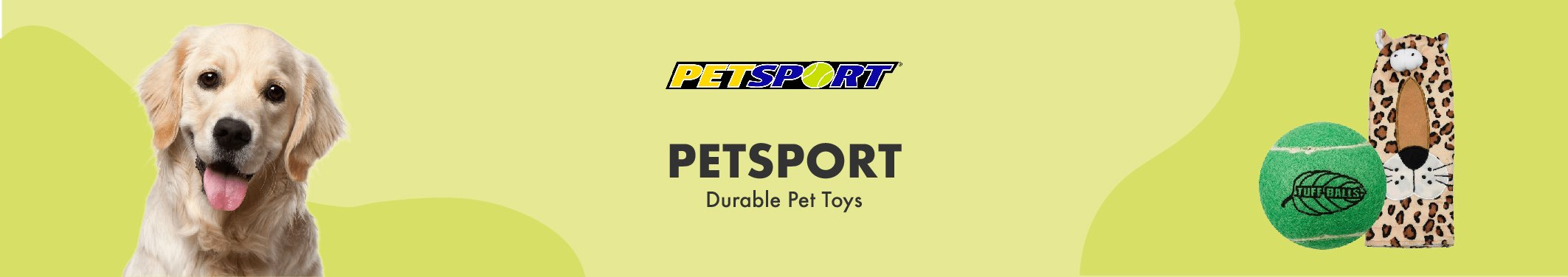 Petsport	Durable Pet Toys