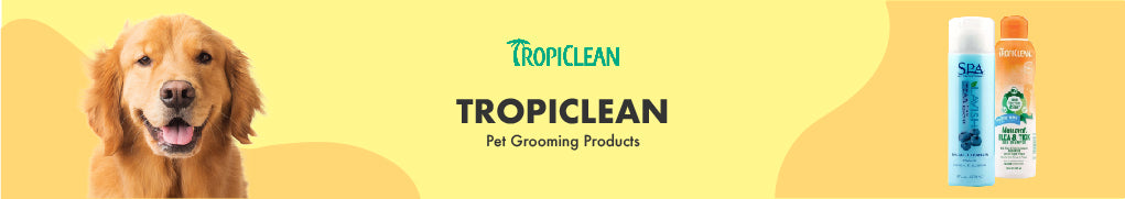 Tropiclean Pet Grooming Products