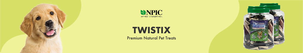 Twistix Natural Dog Treats