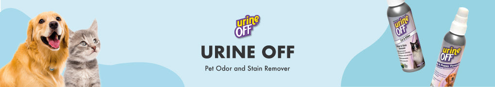 Urine Off - Pet Odor and Stain Remover
